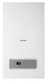 Glow Worm's Energy  combination boiler - flexible, compact & simple to install