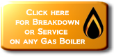 Click here to Contact Us for Breakdown or Service to any gas Boiler
